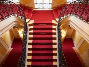 Palais Preysing Aufgang